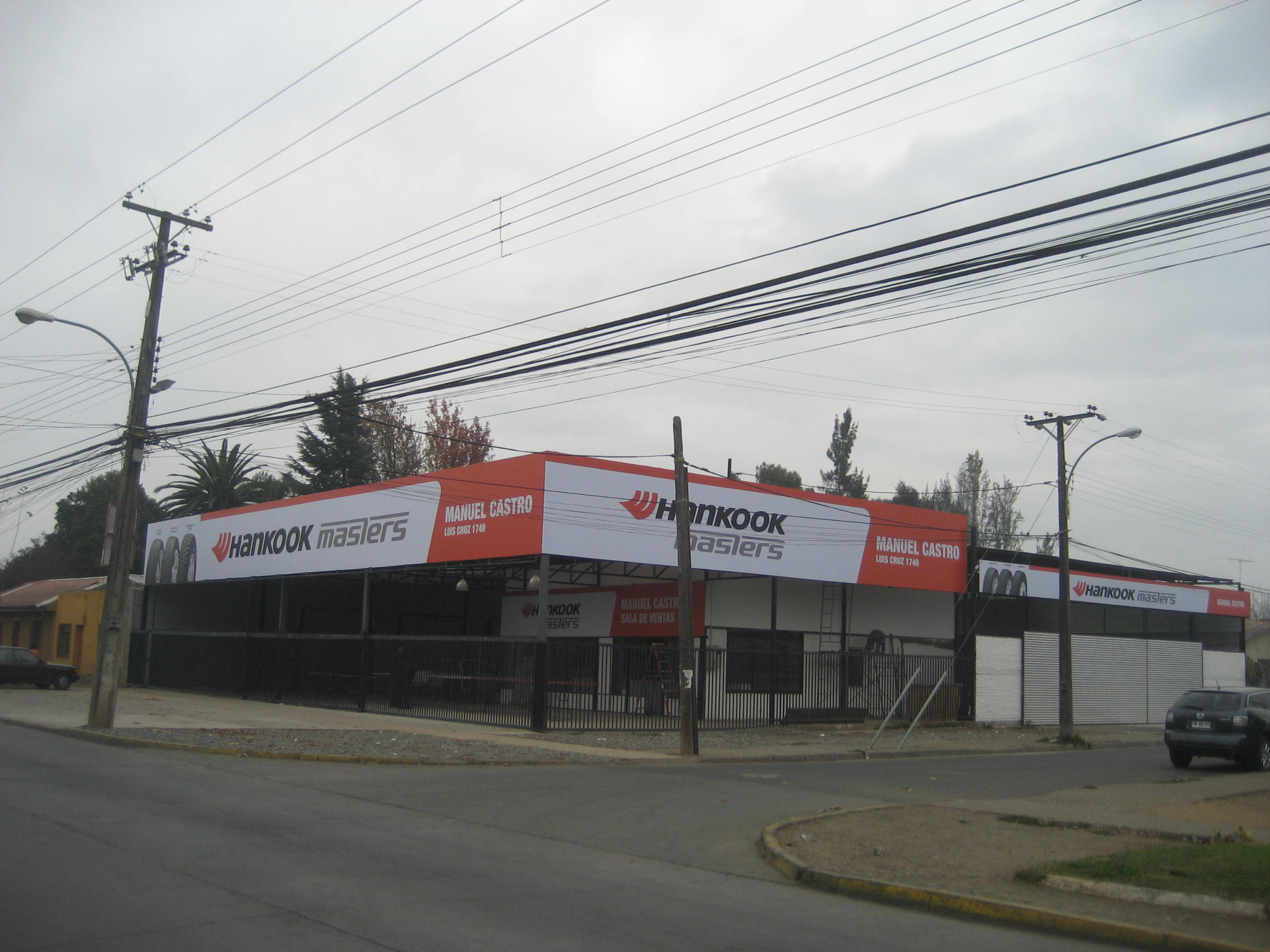 Av. Luis Cruz Martinez